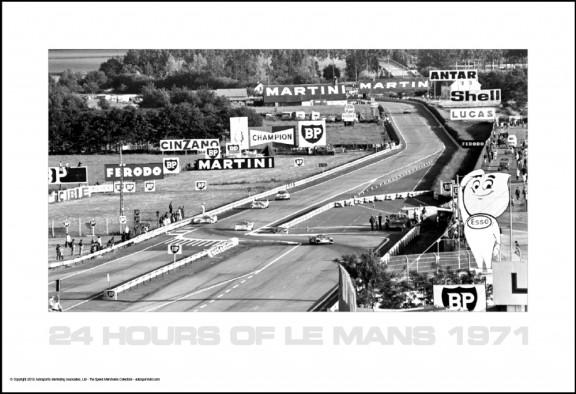 Le Mans 1971 #4