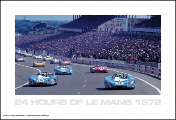 Le Mans 1972 #1