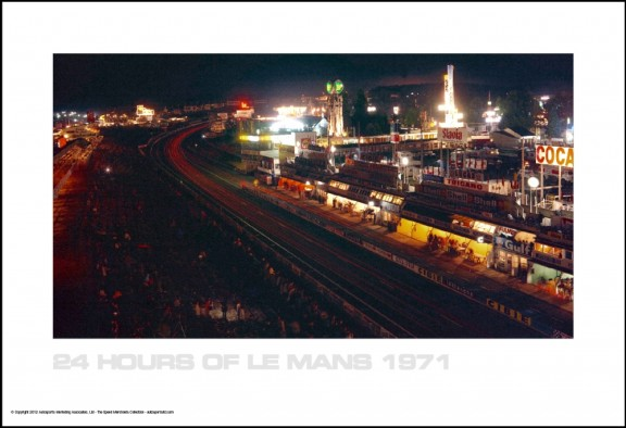 Le Mans By Night #1