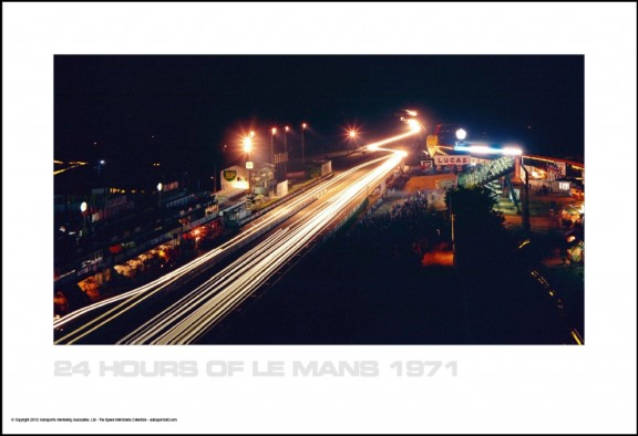 Le Mans By Night #2