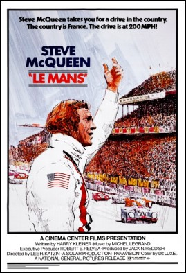 Le Mans Movie Poster