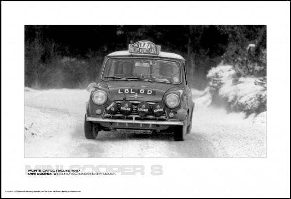 Mini Cooper S – #2
