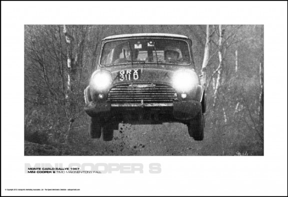 Mini Cooper S – #5