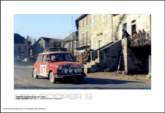 Mini Cooper S – #6