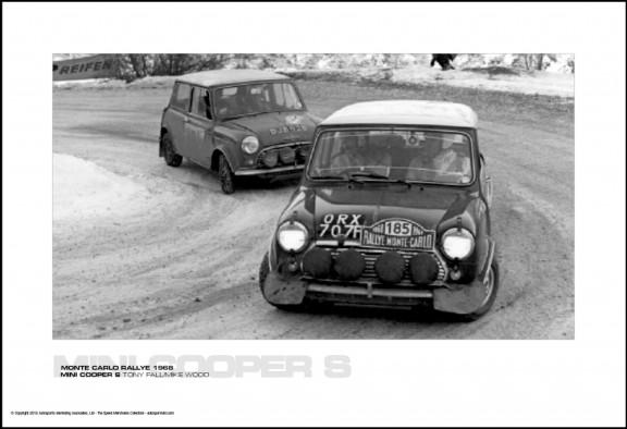 Mini Cooper S – #7