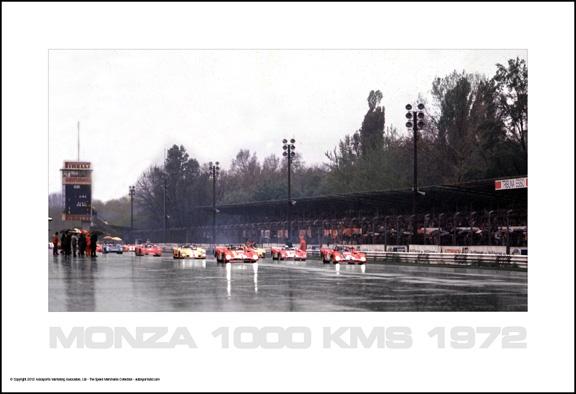 Monza 1000 Kms 1972 Start