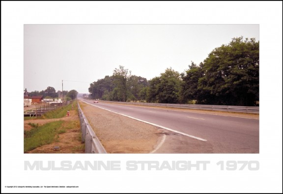 Mulsanne Straight 1970