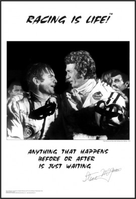 Racing Is Life- #09
