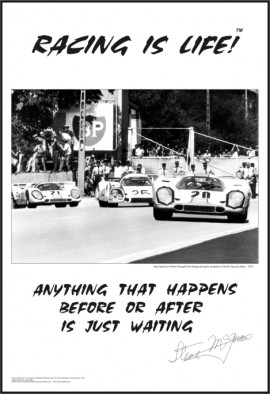 Racing Is Life- #14