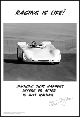 Racing Is Life- #16