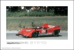PORSCHE 917/10 JO SIFFERT - ROAD AMERICA CAN-AM AUGUST 29, 1971