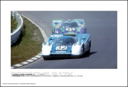 PORSCHE 917K KURT AHRENS/RICHARD ATTWOOD - G