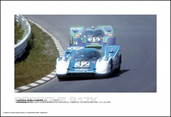 PORSCHE 917K KURT AHRENS/RICHARD ATTWOOD – G