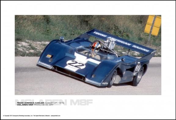 MCLAREN M8F FRAN