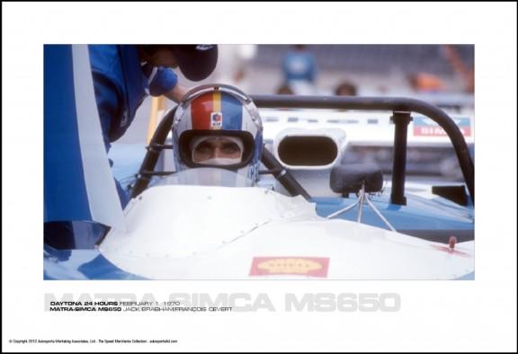 MATRA-SIMCA MS650 JACK BRABHAM/FRAN