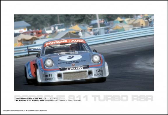 PORSCHE 911 TURBO RSR HERBERT M