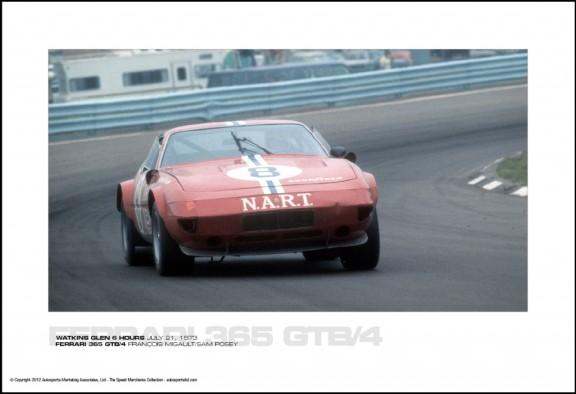 FERRARI 365 GTB/4 FRAN