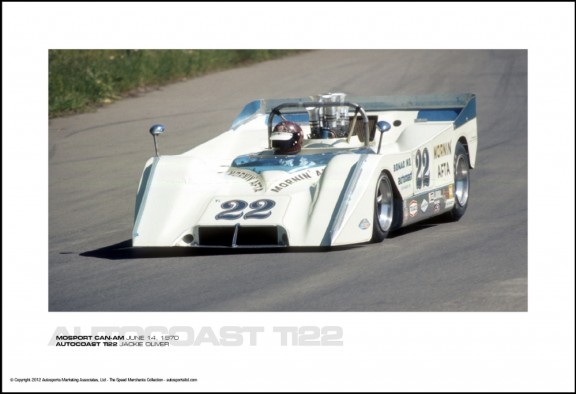 AUTOCOAST Ti22 JACKIE OLIVER – MOSPORT CAN-AM JUNE 14, 1970