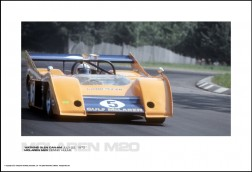 MCLAREN M20 DENNIS HULME - WATKINS GLEN CAN-AM JULY 23, 1972