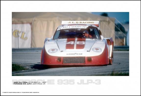 PORSCHE 935 JLP-3  JOHN PAUL, JR