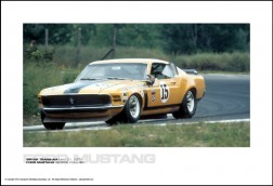 FORD MUSTANG GEORGE FOLLMER - BRYAR TRANS-AM MAY 31, 1971
