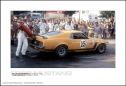 FORD MUSTANG PARNELLI JONES - ST