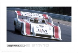 PORSCHE 917/10 GEORGE FOLLMER - WATKINS GLEN CAN-AM JULY 23, 1972