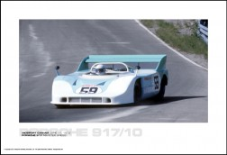 PORSCHE 917/10 PETER GREGG - MOSPORT CAN-AM JUNE 11, 1972