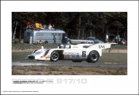 PORSCHE 917/10 MARK DONOHUE – DONNYBROOKE CAN-AM SEPTEMBER 9, 1972
