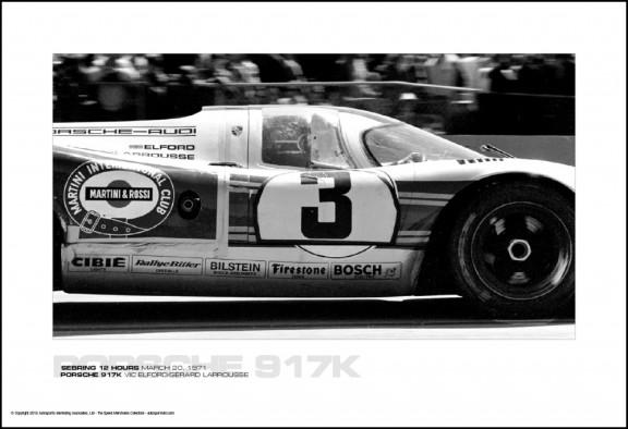 PORSCHE 917K VIC ELFORD/G