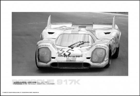 PORSCHE 917K REINHOLD JOEST/WILLI KAUHSEN – N