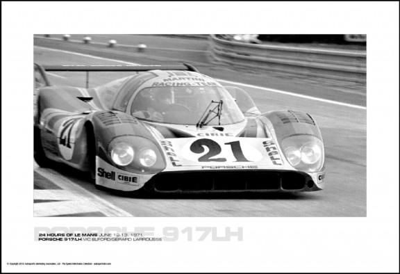 PORSCHE 917/LH VIC ELFORD/G