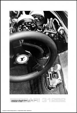 FERRARI 312B2 JACKY ICKX – MONACO GRAND PRIX MAY 23, 1971