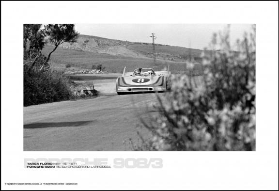 PORSCHE 908/3 VIC ELFORD/G