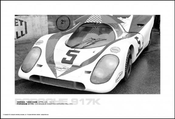 PORSCHE 917K DOMINIQUE MARTIN/G