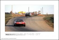 PORSCHE 914/6 GT PETER GREGG/HURLEY HAYWOOD - IMSA VIR APRIL 18, 1971