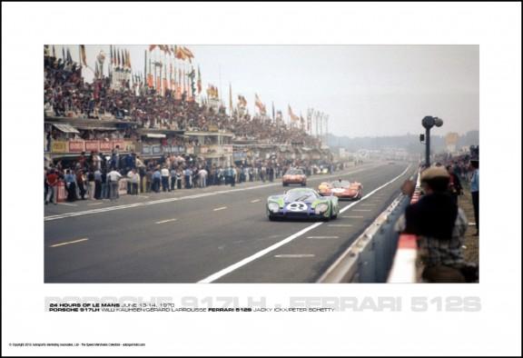 PORSCHE 917LH WILLI KAUHSEN/G