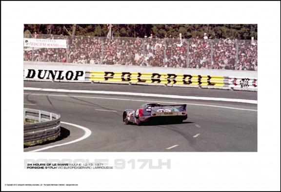 PORSCHE 917LH VIC ELFORD/G