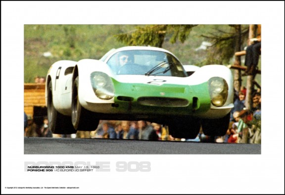 PORSCHE 908 VIC ELFORD/JO SIFFERT – N