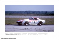 CHEVROLET CORVETTE DICK LANG/TONY DELORENZO - SEBRING 12 HOURS MARCH 21, 1970