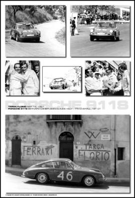 Porsche 911S – Targa Florio 1967