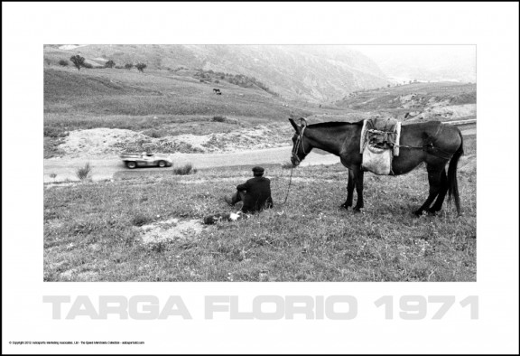 Targa Florio 1971 – Donkey