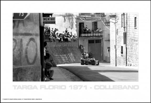 Targa Florio 1971 – Collesano