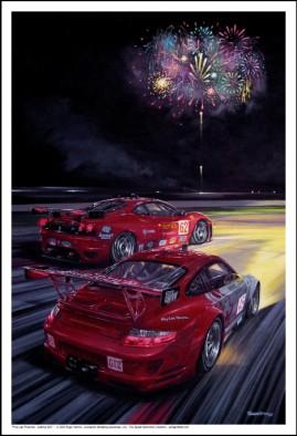 Roger Warrick – Final Lap Fireworks