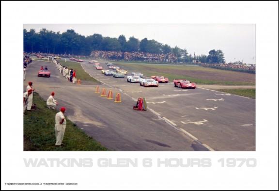 Watkins Glen 6 Hours 1970 #1