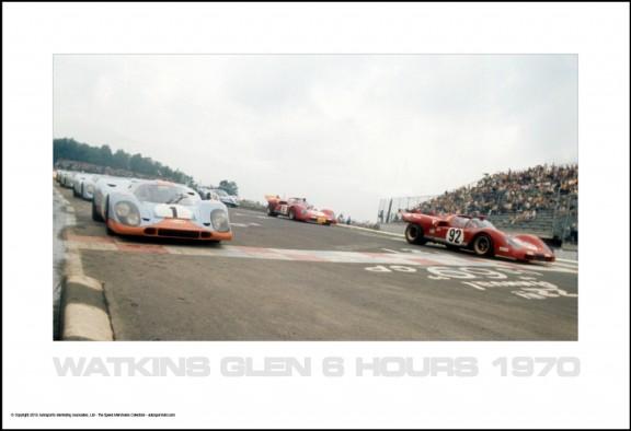 Watkins Glen 6 Hours 1970 #3