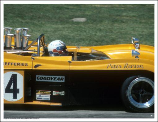 MCLAREN M20 – PETER REVSON – MID OHIO 1972