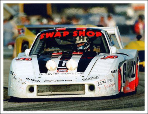 PORSCHE 935 – CLAUDE BALLOT-LENA/A.J. FOYT/BOB WOLLEK – DAYTONA 1983