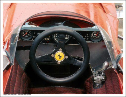 FERRARI 312B1 – JACKY ICKX – ZANDVOORT 1971
