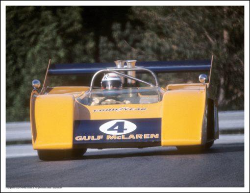 MCLAREN M20 – PETER REVSON – MOSPORT 1972